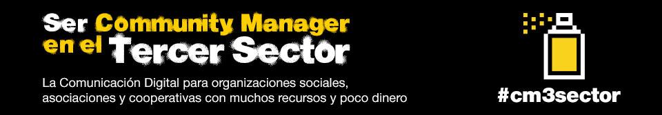 Community Manager en el Tercer Sector