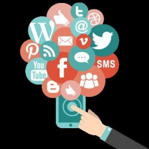 Manejo efectivo redes sociales, publicidad, visibilidad de marca, imagen, contenido web